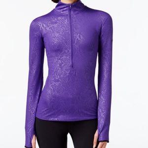 Nike Purple Pullover